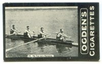 cc gbr 1902 ogden s cigarettes f series no. 262  the four oars champions   photo of bubear  barry   haines   emmet  professional world champions