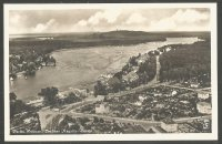 PC GER Berlin Gruenau Klinke No. 12103 PU 1935 aeriel view of regatta course