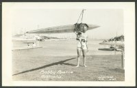 pc usa 1932 og los angeles photo of olympic champion 1x bobby pearce aus