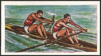 CC GBR COMET SWEETS Olympic Achievements No. 21 Rowing