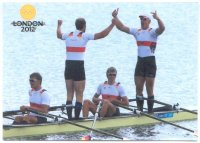 pc sin 2012 og london gold medal winners m4x olympic champions ger