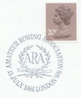 pm gbr 1986 july 15th london ara amateur rowing association