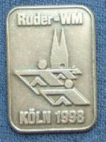 pin ger 1998 wrc cologne silver colour