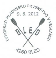 pm slo 2012 june 9th bled european rowing junior championships