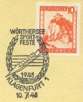 pm aut 1948 july 10th klagenfurt woerthersee sportfeste stylized 8