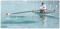 PC FRA 2015 WRC Aiguebelette French sculler