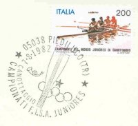 pm ita 1982 aug. 7th piediluco jwrc blade olympic rings
