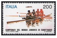 stamp ita 1982 aug. 4th jwrc piediluco