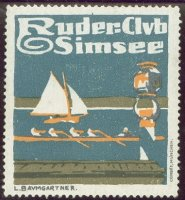 cinderella ger ruder club simsee 4 sailing boat and empty pontoon
