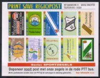 stamp ned 2002 print save regiopost ms sportzegels