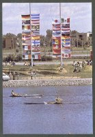 cc sui 1976 og montreal gloria no. 17 scene from the olympic rowing regatta