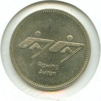 medal can 1976 olympic trust of canada pictogram front