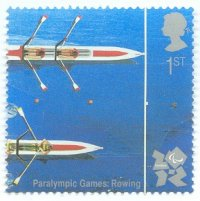 stamp gbr 2010 july 27th mi 2977 paralympic games london 2012
