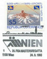 pm aut 1993 sept. 24th vienna 1 20th fisa masters regatta