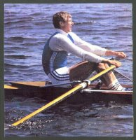 stamp prk 1980 oct. 20th ss winners of og moscow mi bl. a 84 a photo of pertti karppinen fin m1x